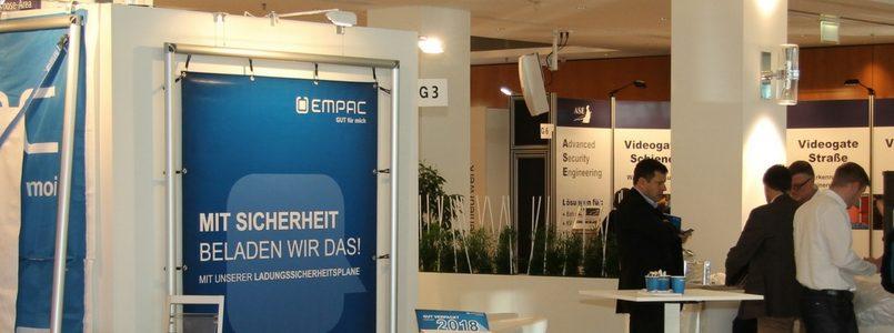 EMPAC auf der Messepremiere der GEFAHRGUT & GEFAHRSTOFF