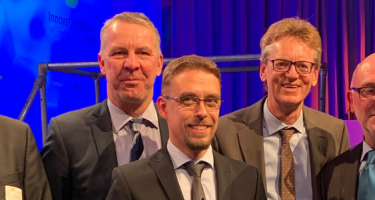 "EMPAC Award Winner of the Innovation Award ""Münsterland"" 2019"